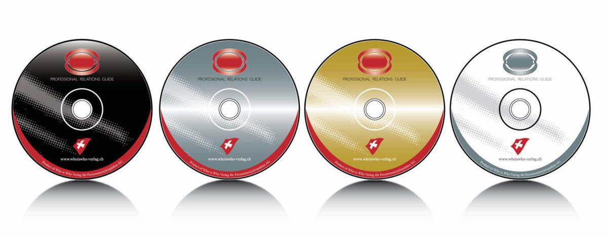 Дизайн компакт- и DVD дисков