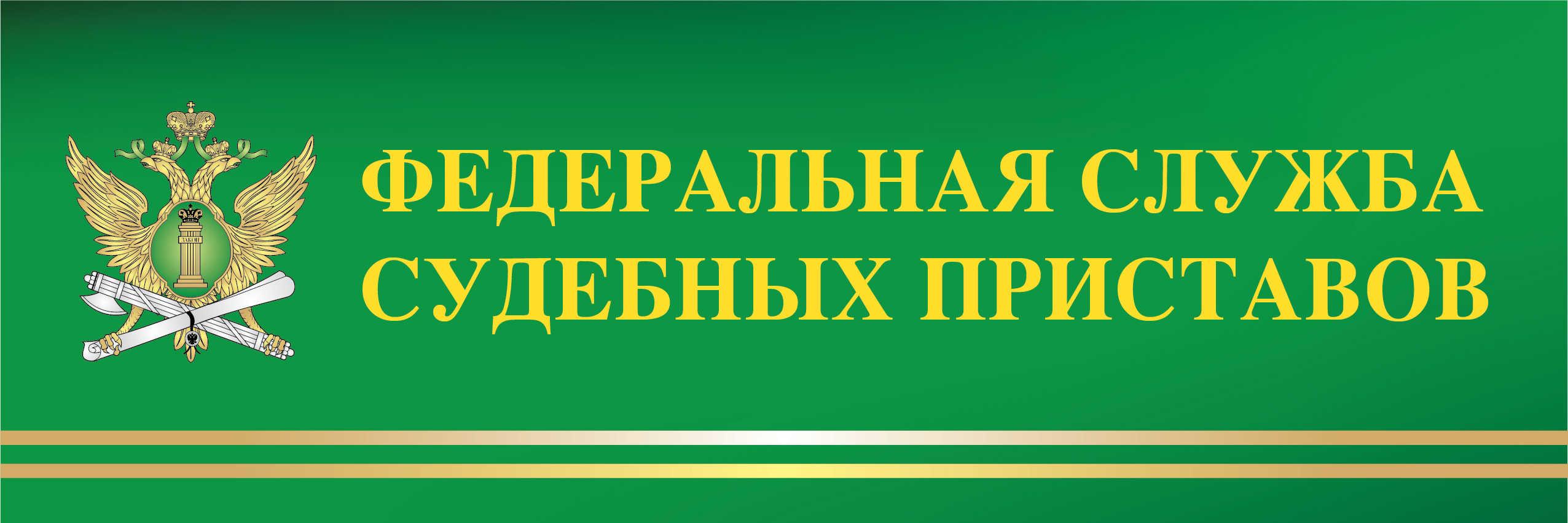 ФССП. Разработка дизайна ролл-апа для службы Судебных приставов.