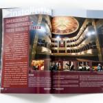 Lightsoundnews. Дизайн и верстка новогоднего номера журнала Light.Sound.News.