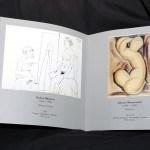 RAFAF. Дизайн и верстка буклета художественной выставки.