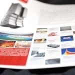Audiocenter. Перевод, дизайн и верстка фирменных буклетов.