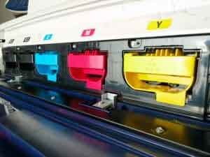цифровая печать буклетов