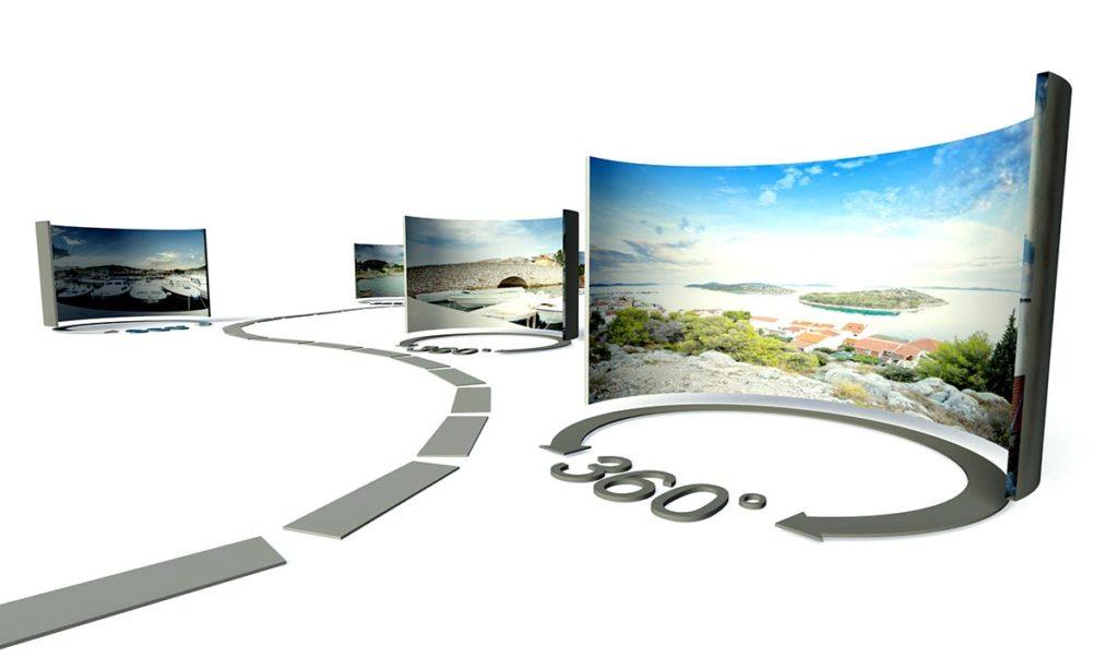 заказать съемку виртуальных 3d туров в Москве