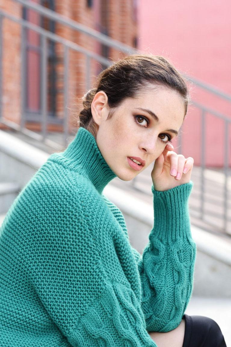 фотосъемка одежды на моделях для лукбука