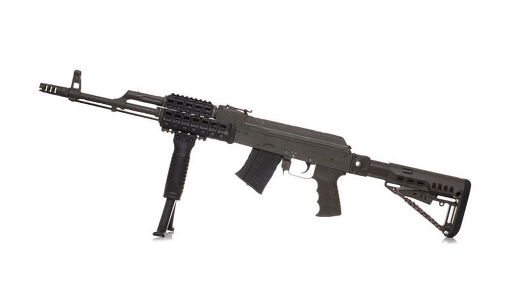 Предметная фотосъемка оружия, амуниции